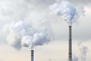 x% of the world's heavy polluting industries are now covered under carbon market mechanisms.