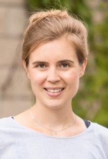 Marie-Jeanne Kurdziel Climate policy analyst