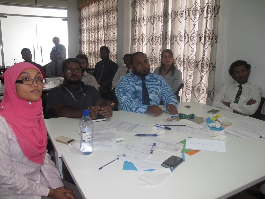 maldives nama workshop