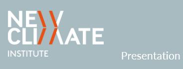 NewClimate-Presentation