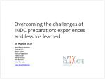 INDC_lessons