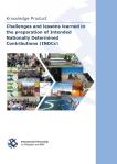 Challenges Lessons INDCs